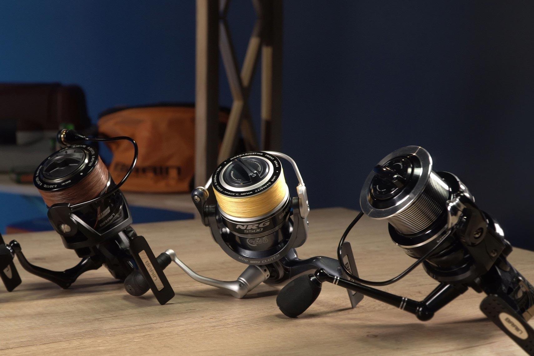 Как выбрать катушку для фидера начинающему рыбаку?
