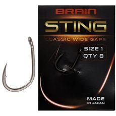 Крючки Brain Sting Classic Wide Gape