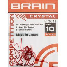 Крючки Brain Crystal