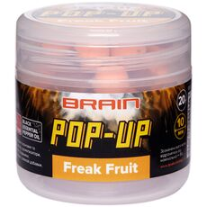 Бойли Brain F1 Pop-Up Freak Fruit (апельсин/кальмар)
