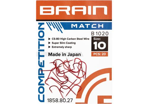 Крючки Brain Match