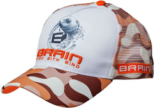 Кепка Brain Fish Logo