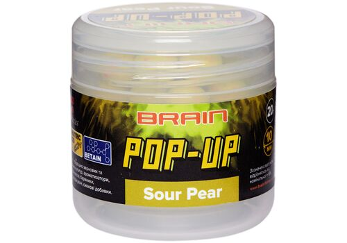 Бойли Brain F1 Pop-Up Sour Pear (груша)