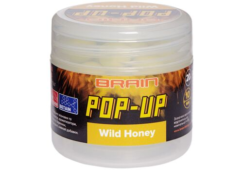 Бойлы Brain Pop-Up F1 Wild Honey (мёд)