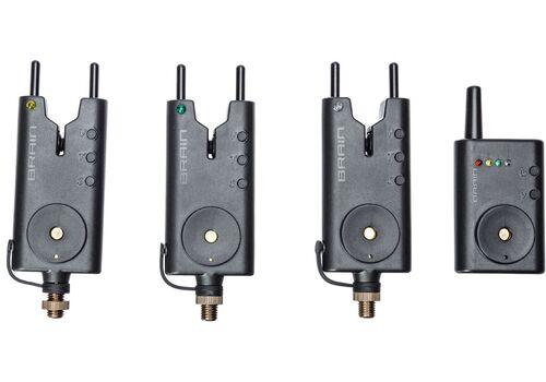 Набір сигналізаторів Brain Wireless Bite Alarm B-1 4+1